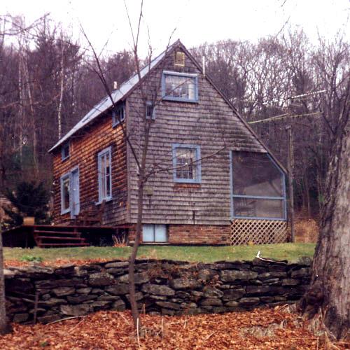 1 1/2 Story Cottage Built